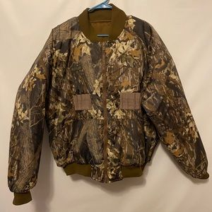 Vintage Mossy Oak and Columbia Hunting
